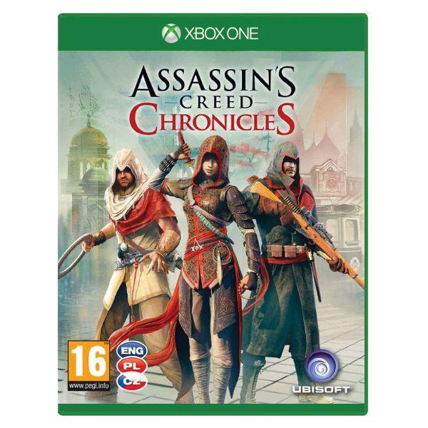 Assassin's Creed Chronicles CZ [XBOX ONE] - BAZÁR (použitý tovar)