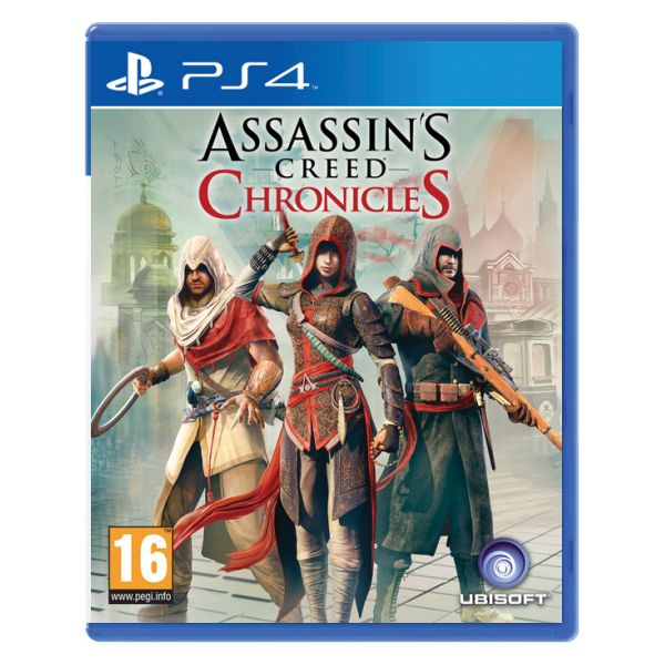 Assassin�s Creed Chronicles