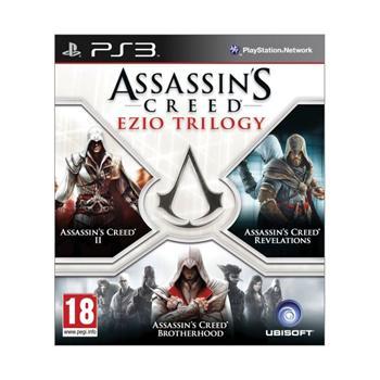 Assassin's Creed (Ezio Trilogy) [PS3] - BAZÁR (použitý tovar)