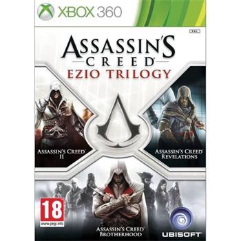 Assassin's Creed (Ezio Trilogy) [XBOX 360] - BAZÁR (použitý tovar)