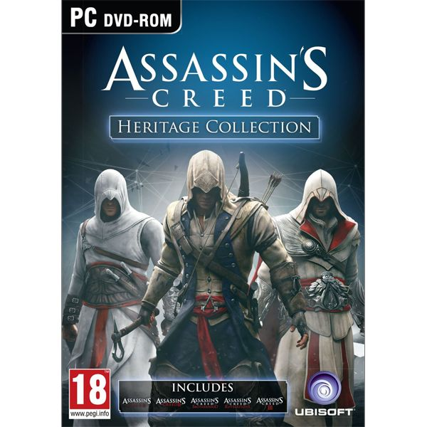 Assassin's Creed (Heritage Collection)
