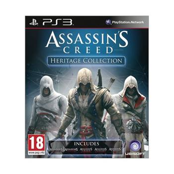 Assassin�s Creed (Heritage Collection) [PS3] - BAZ�R (pou�it� tovar)