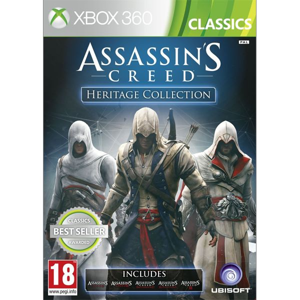 Assassin's Creed (Heritage Collection) XBOX 360