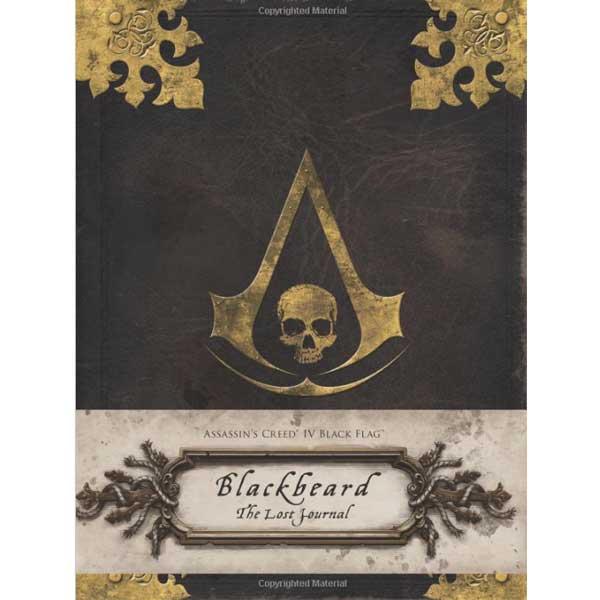Assassin's Creed IV Black Flag: Blackbeard - The Lost Journal komiks