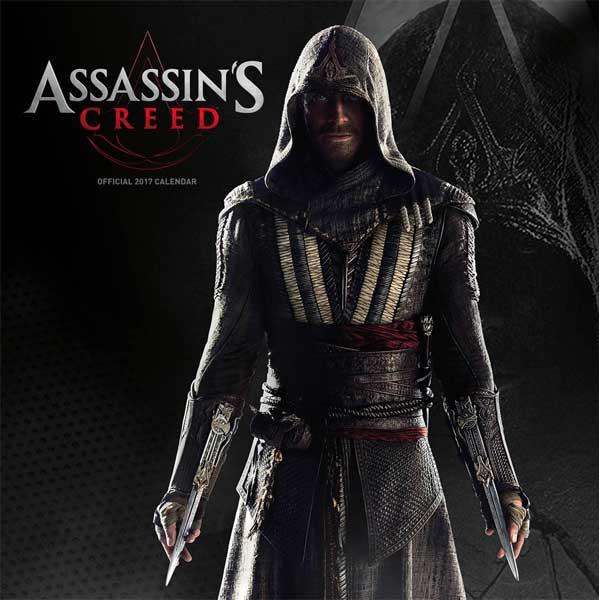 Assassin's Creed Kalendár 2017
