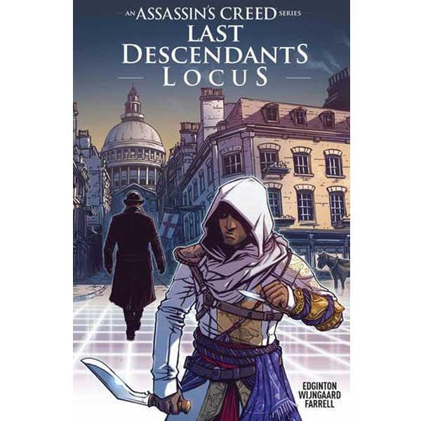Assassin's Creed: LOCUS komiks