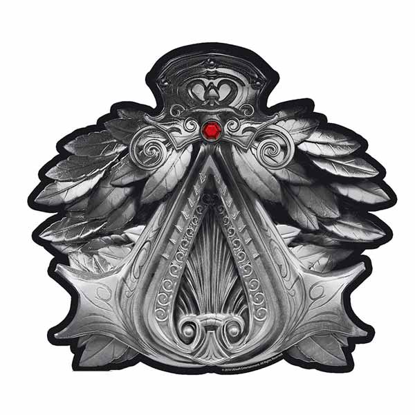 Assassin's Creed Mousepad - Crest