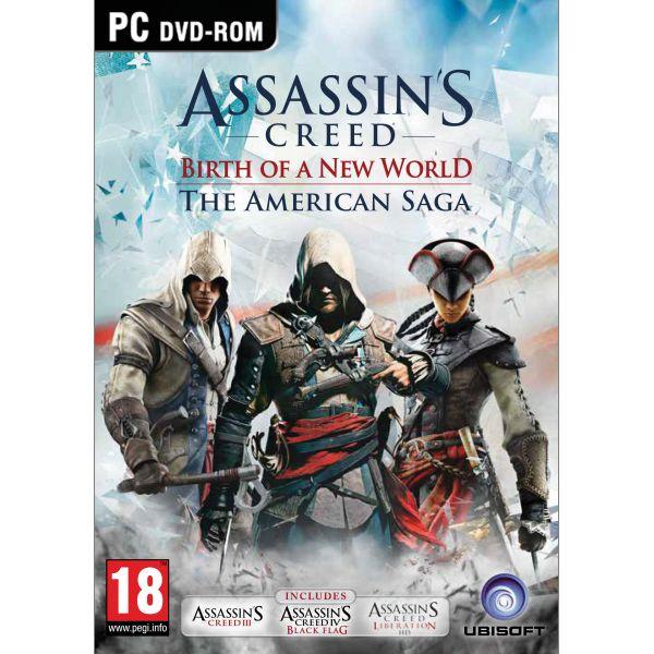 Assassin's Creed: Nový Svet (Americká sága) PC