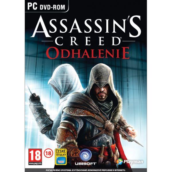 Assassin's Creed: Odhalenie CZ PC