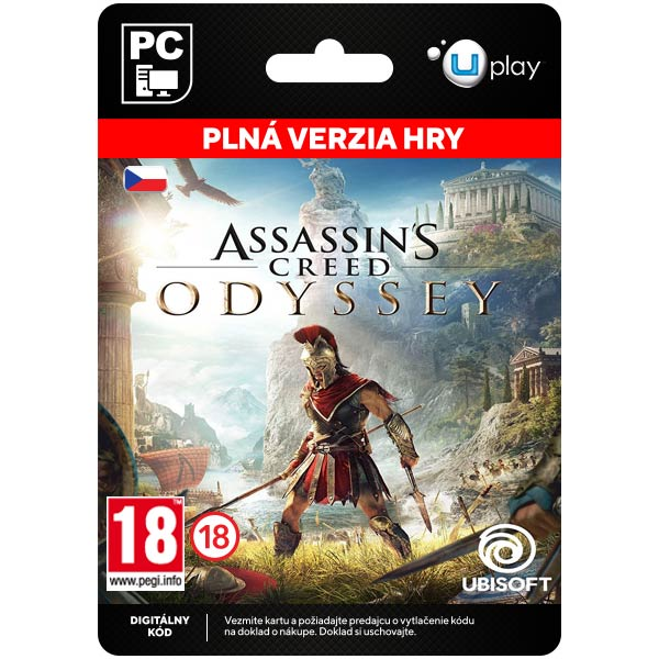Assassin's Creed: Odyssey CZ [Uplay]