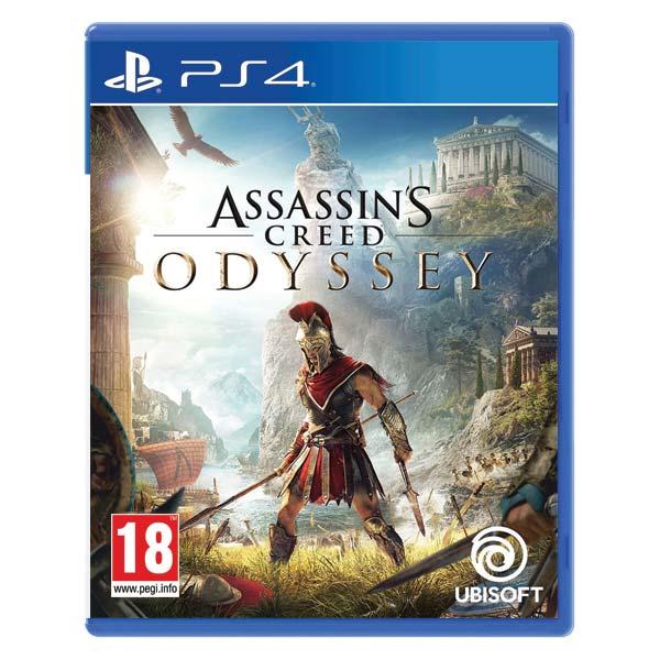 Assassin's Creed: Odyssey [PS4] - BAZÁR (použitý tovar)