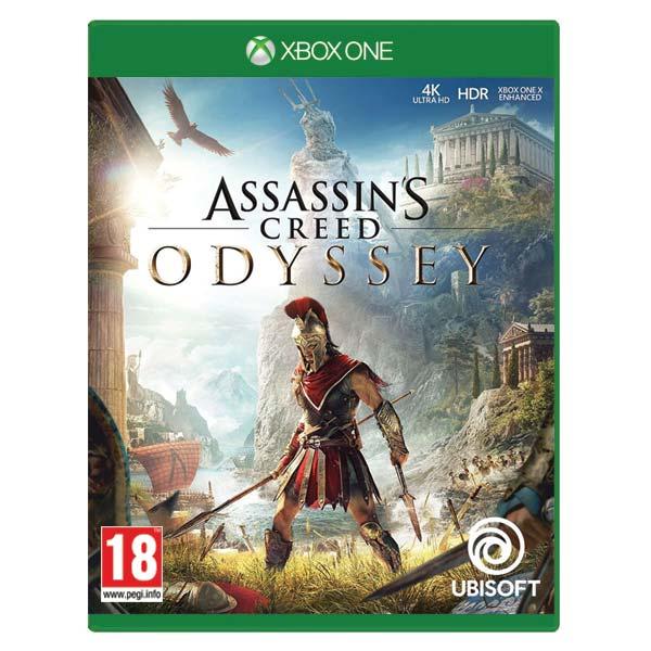 Assassin's Creed: Odyssey [XBOX ONE] - BAZÁR (použitý tovar)