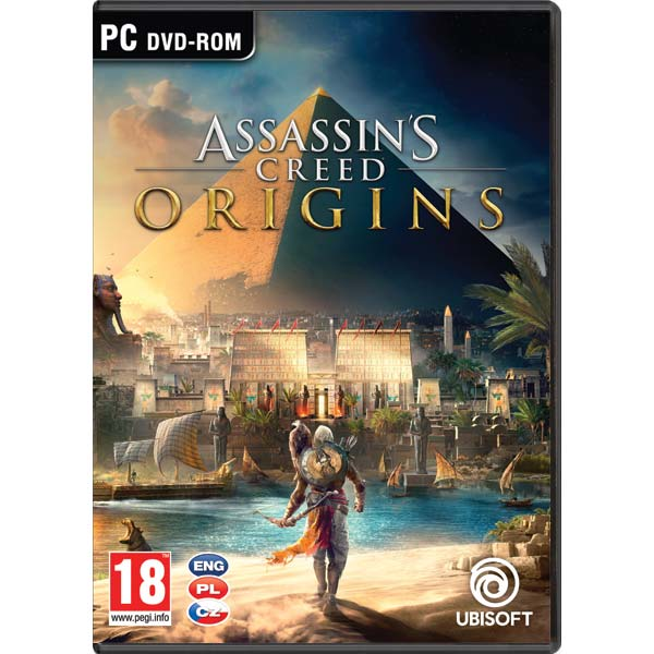 Assassin's Creed: Origins CZ PC