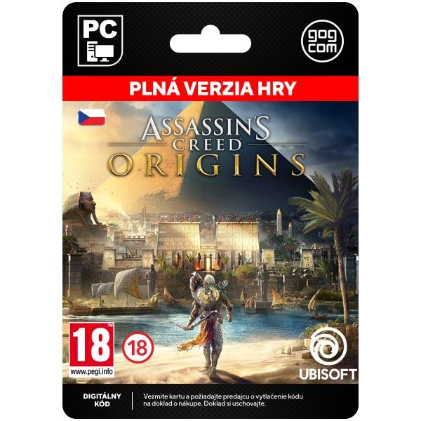 Assassin's Creed: Origins CZ [Uplay]