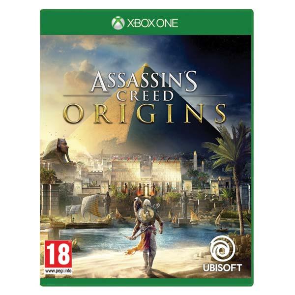 Assassin's Creed: Origins [XBOX ONE] - BAZÁR (použitý tovar)