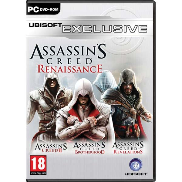 Assassin's Creed: Renesancia CZ PC