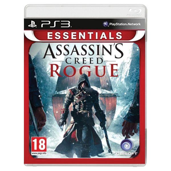 Assassin's Creed: Rogue [PS3] - BAZÁR (použitý tovar)