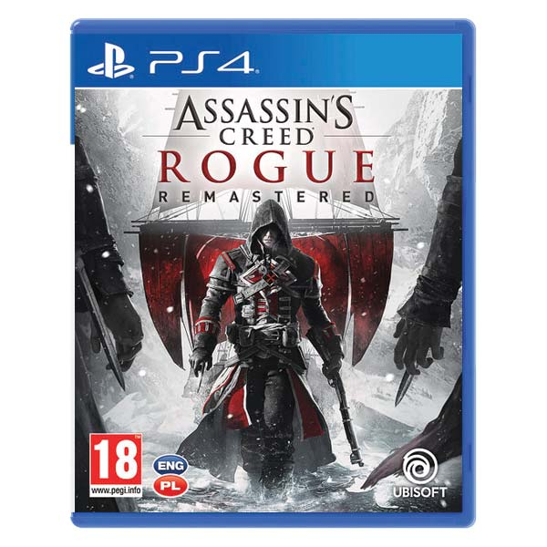 Assassin's Creed: Rogue (Remastered) PS4
