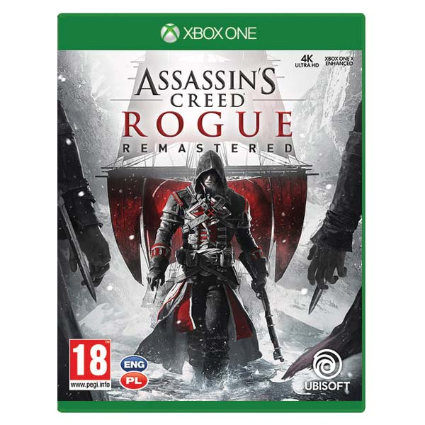 Assassin's Creed: Rogue (Remastered) XBOX ONE