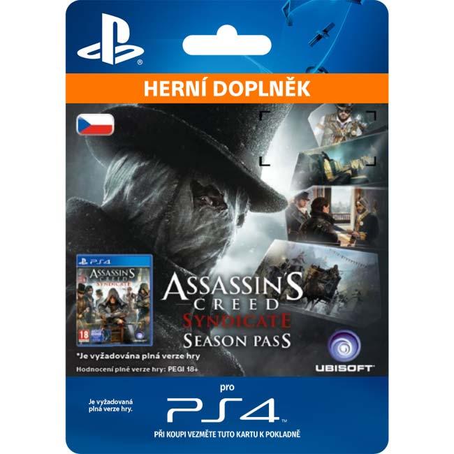 Assassin's Creed: Syndicate CZ (CZ Season Pass)