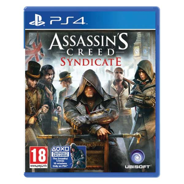 Assassin's Creed: Syndicate CZ