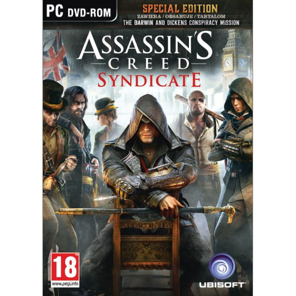 Assassin's Creed: Syndicate CZ (Special Edition)