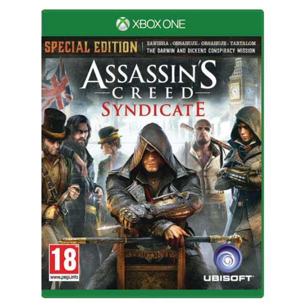 Assassin�s Creed: Syndicate CZ (Special Edition)