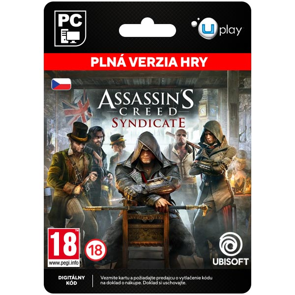 Assassin's Creed: Syndicate CZ [Uplay]