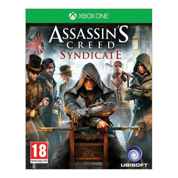 Assassin's Creed: Syndicate CZ [XBOX ONE] - BAZÁR (použitý tovar)