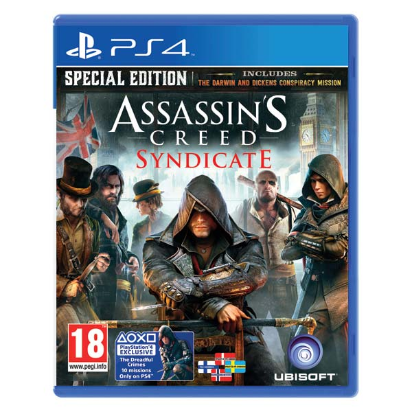 Assassin's Creed: Syndicate (Special Edition) PS4
