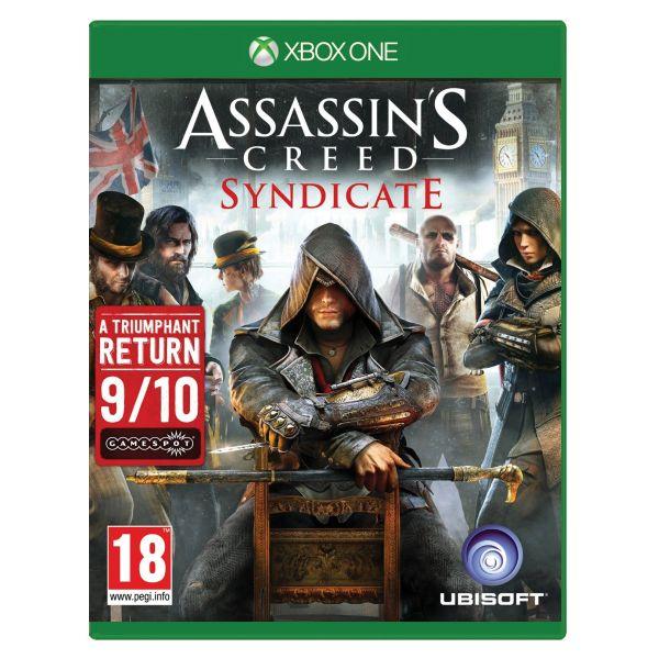 Assassin's Creed: Syndicate [XBOX ONE] - BAZÁR (použitý tovar)
