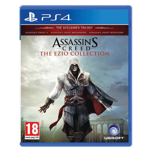 Assassin's Creed (The Ezio Collection) PS4