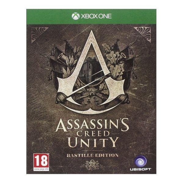 Assassin's Creed: Unity CZ (Bastille Edition) [XBOX ONE] - BAZÁR (použitý tovar)