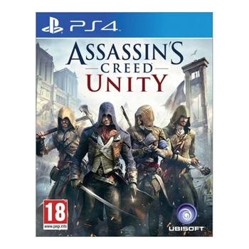 Assassin�s Creed: Unity CZ [PS4] - BAZ�R (pou�it� tovar)