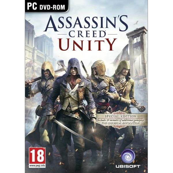 Assassin's Creed: Unity CZ (Special Edition)