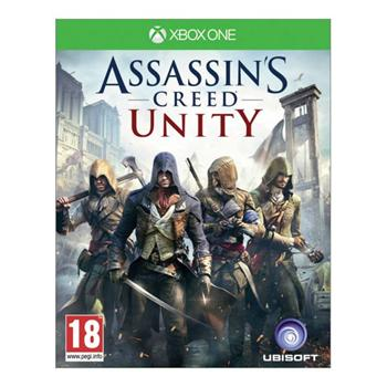 Assassin�s Creed: Unity CZ [XBOX ONE] - BAZ�R (pou�it� tovar)