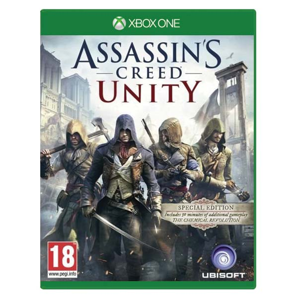 Assassin's Creed: Unity (Special Edition)