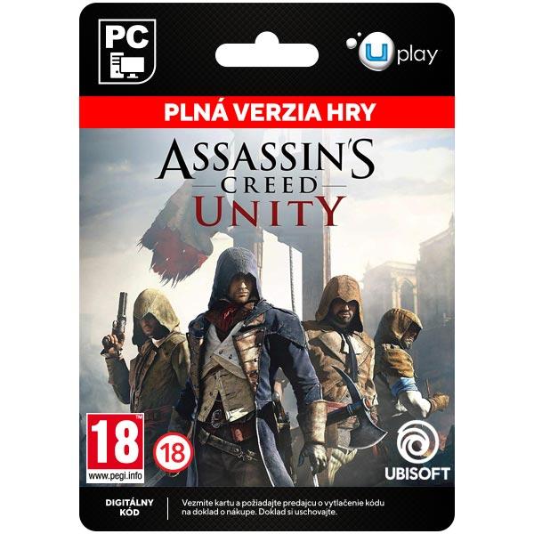 Assassin's Creed: Unity [Uplay]