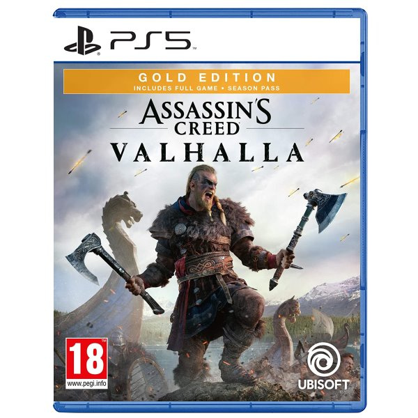 Assassin's Creed: Valhalla (Gold Edition)