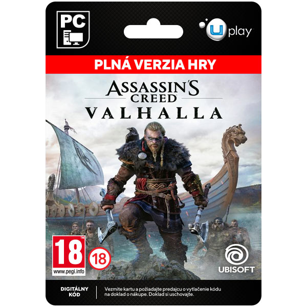 Assassin's Creed: Valhalla [Uplay]
