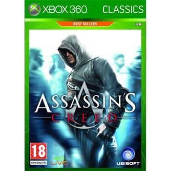 Assassin's Creed - XBOX 360- BAZÁR (použitý tovar)