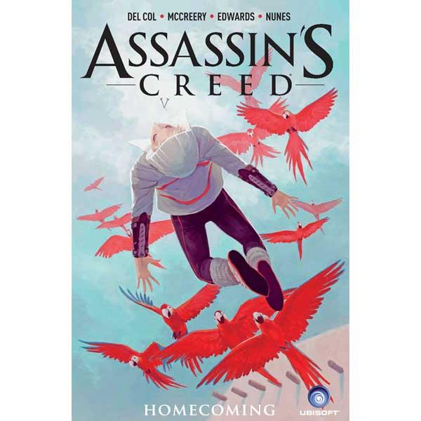 Assassin's Creed: Návrat domů komiks
