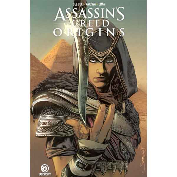 Assassins Creed: Origins 1 komiks