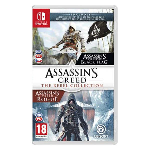 Assassins Creed (The Rebel Collection) NSW