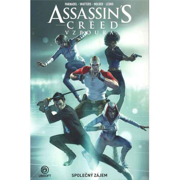 Assassin's Creed Vzpoura 1: Společný zájem komiks