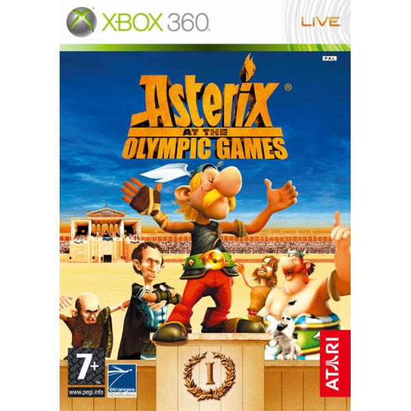 Asterix at the Olympic Games XBOX 360