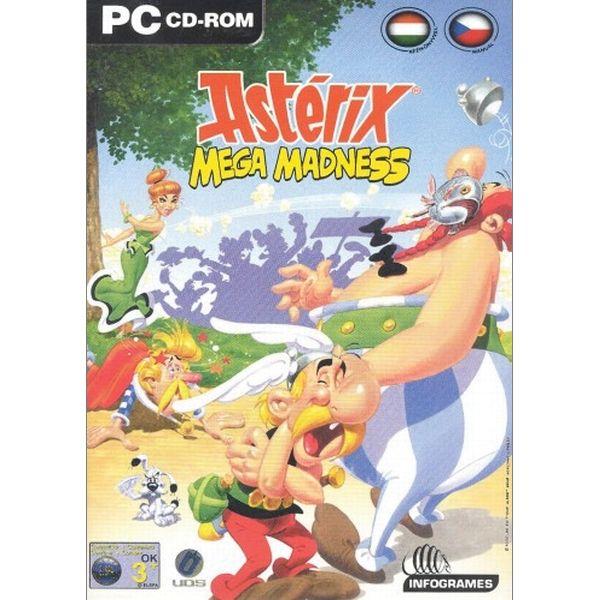 Astérix: Mega Madness