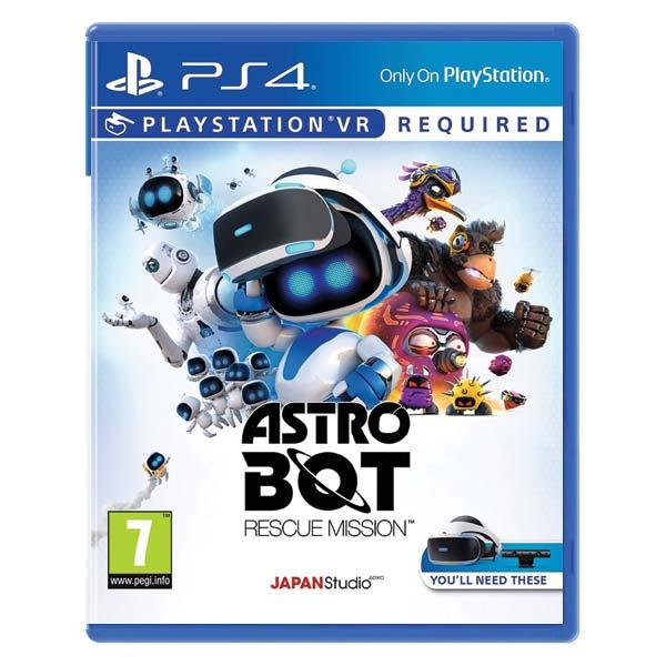 Astro Bot Rescue Mission [PS4] - BAZÁR (použitý tovar)