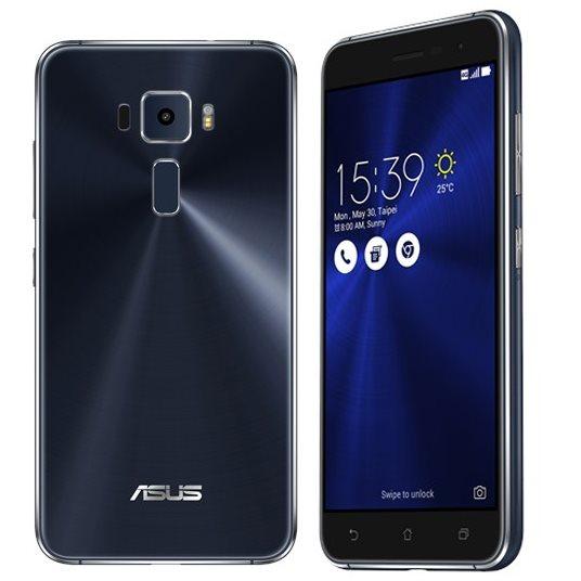 Asus Zenfone 3 - ZE520KL, 4/64GB, Dual SIM, Black - SK distribúcia