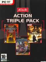 Atari Action Triple Pack
